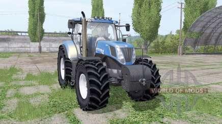 New Holland T7.250 para Farming Simulator 2017