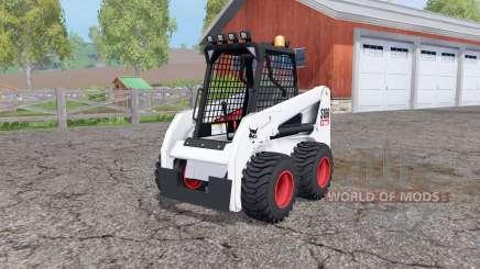 Bobcat S160 v1.2 para Farming Simulator 2015