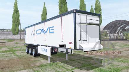 Kroger Agroliner SRB3-35 Cave para Farming Simulator 2017