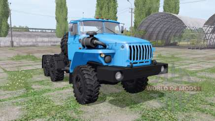 Ural 44202-10 v1.1 para Farming Simulator 2017