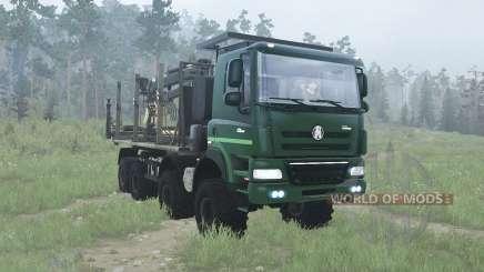 Tatra Phoenix T158 8x8 para MudRunner