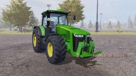 John Deere 8360R para Farming Simulator 2013