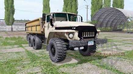 Ural 5557 1983 para Farming Simulator 2017
