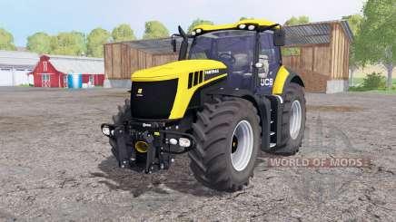 JCB Fastrac 8310 Trelleborg para Farming Simulator 2015