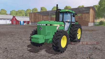 John Deere 4850 weight para Farming Simulator 2015