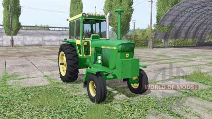 John Deere 4320 v2.0 para Farming Simulator 2017