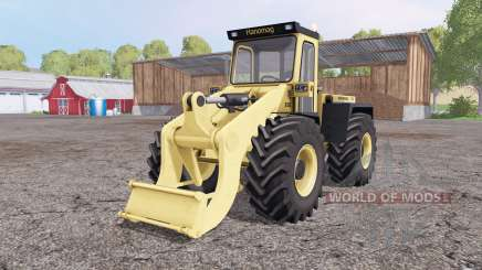 Hanomag 55D para Farming Simulator 2015