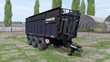 JOSKIN DRAKKAR 8600 dark v1.4 para Farming Simulator 2017