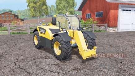 JCB 536-70 full washable para Farming Simulator 2015
