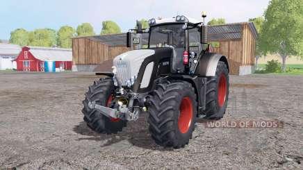 Fendt 936 Vario SCR black para Farming Simulator 2015