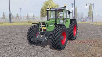 Fendt Favorit 615 LSA Turbomatik para Farming Simulator 2013