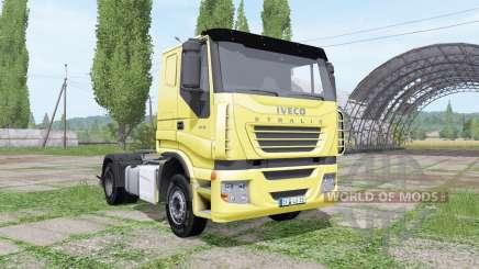 Iveco Stralis 470 4x4 para Farming Simulator 2017