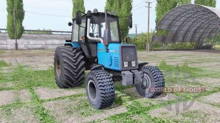 MTZ 892 Belarús v3.1 para Farming Simulator 2017