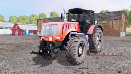 Belarús 3022ДЦ.1 4x4 para Farming Simulator 2015