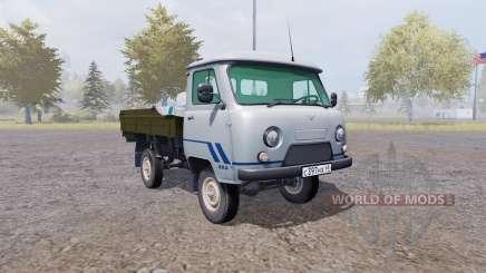 UAZ 33036 v2.0 para Farming Simulator 2013
