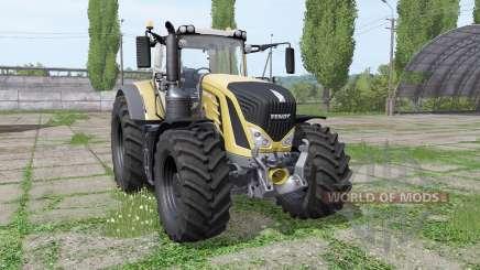 Fendt 939 Vario wide tyre para Farming Simulator 2017