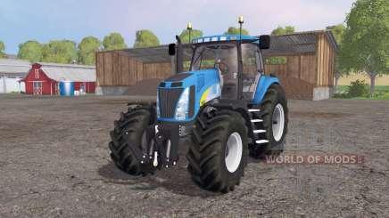 New Holland T8020 4x4 para Farming Simulator 2015