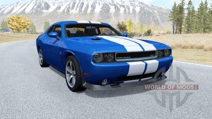 Dodge Challenger SRT8 392 (LC) para BeamNG Drive
