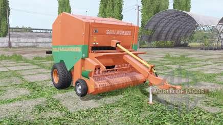Gallignani 9250 SL para Farming Simulator 2017