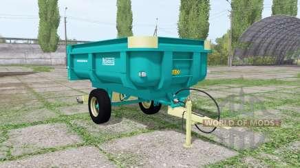 Camara 4TN para Farming Simulator 2017