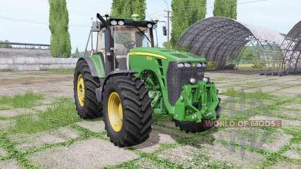 John Deere 8530 Laforge para Farming Simulator 2017
