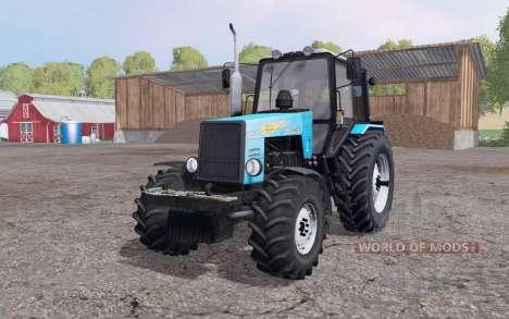 MTZ-1221 Belarús Estepa para Farming Simulator 2015