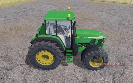 John Deere 7810 AWD para Farming Simulator 2013