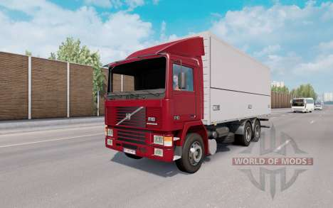 Tandem truck traffic v3.0 para Euro Truck Simulator 2
