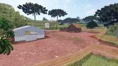 Sitio Sao Roque para Farming Simulator 2017