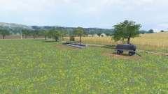 Kujawska Dolina v1.6 para Farming Simulator 2015