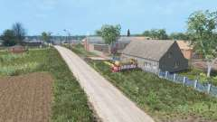 Deep Village para Farming Simulator 2015