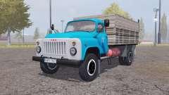 GAZ 53 camión para Farming Simulator 2013