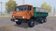 KamAZ 55102 v3.0 para Farming Simulator 2013