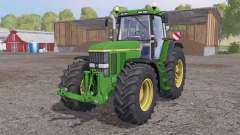 John Deere 7810 animation parts para Farming Simulator 2015