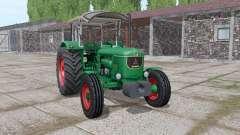 Deutz D 60 05 v1.1 para Farming Simulator 2017