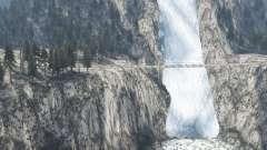Waterfalls para MudRunner