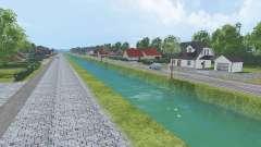 Papenburg forever v1.2 para Farming Simulator 2015
