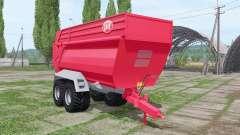 Lely M 22000 TA para Farming Simulator 2017