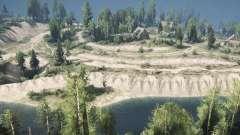 La cuenca del río para MudRunner