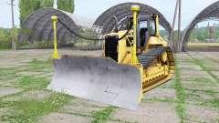 Caterpillar D6N LGP v3.2 para Farming Simulator 2017