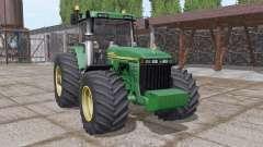John Deere 8410 v3.0 para Farming Simulator 2017