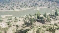 Rock Canyon para MudRunner