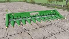 John Deere 612C para Farming Simulator 2017