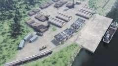 Bosque terminal para Spin Tires