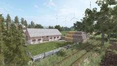 Pomorska Wies v1.2 para Farming Simulator 2017