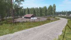 The Old Stream Farm v2.8 para Farming Simulator 2017