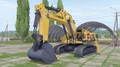 Caterpillar 390D para Farming Simulator 2017