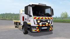 MAN TGM 15.290 abschleppwagen para Farming Simulator 2017