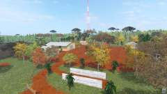 Estancia Sao Bento para Farming Simulator 2017