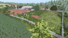 Sitio Pinheirinho para Farming Simulator 2017
